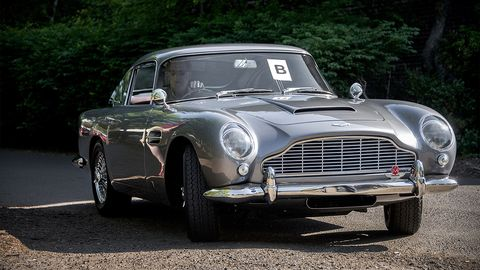 Aston Martin is marking 70 years of the DB bloodline, which is still an important part of the company's heritage.