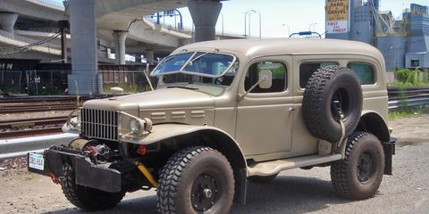 We're big fans of old work trucks in their stock forms, but we're never going to say no to a good restomod.