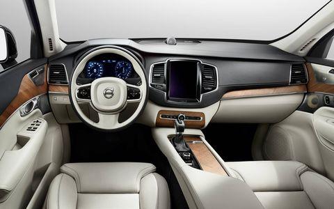 2016 Volvo XC90 T8