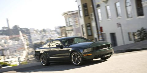 The 2008 Ford Mustang Bullitt kept the special edition alive.