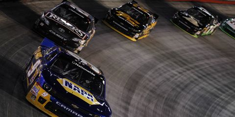 Chase Elliott is one of 15 different winners in the Nationwide Series through 23 races. The record, set in 1988 is 18.