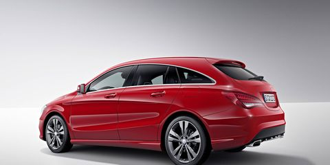 The 2015 Mercedes-Benz CLA Shooting Brake is set to go on sale in Europe and a number of other world markets.