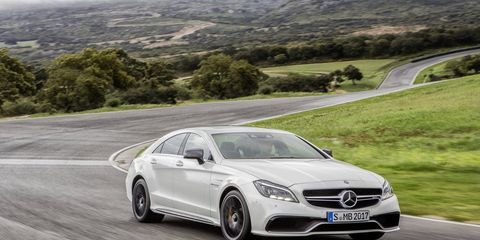 Mercedes recalled nearly 150,000 E-class and CLS-class cars for a fire risk.