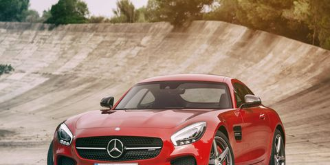 Mercedes-AMG says no injuries or deaths have been reported because of the driveshaft issue.