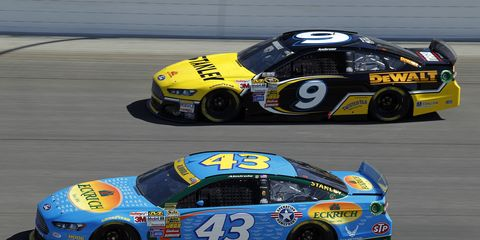 Richard Petty Motorsports will be losing Marcos Ambrose (shown at top) to V8 Supercars. The team also found out it will be losing Stanley as a primary sponsor.