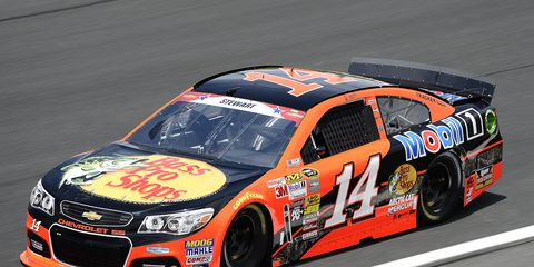 Tony Stewart was granted a medical waiver by NASCAR, making him eligible for the Chase, even though he missed three races.