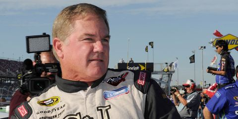 Terry Labonte won two NASCAR Sprint Cup Series championships and had a stretch of 665 consecutive Cup starts.