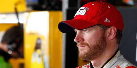 Dale Earnhardt Jr. is starting to feel the pressure of the new Chase format.