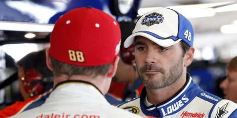 Ever wonder what an 18-year-old Jimmie Johnson would drive? We did.