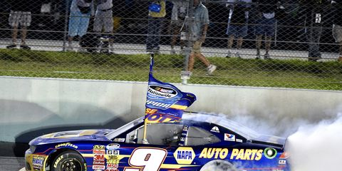 NASCAR owner Richard Petty said that Chase Elliott can have No. 9 if he wants it.
