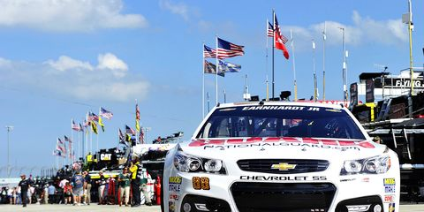 Dale Earnhardt Jr. is beginning his 17th season in the NASCAR Sprint Cup Series.