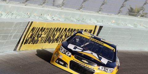 Ryan Newman is looking to improve on last year's performance.