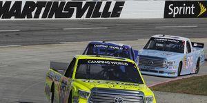 Matt Crafton is just three races away from winning the NASCAR Trucks championship for the second time. He could be the first repeat winner in series history.
