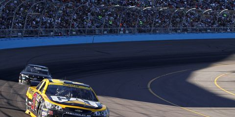 Ryan Newman could win the NASCAR Sprint Cup without ever winning a race.