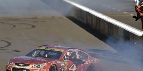 Kevin Harvick ready to win first Sprint Cup championship.