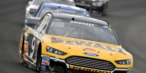 Marcos Ambrose is the odds on favorite to win at Watkins Glen.