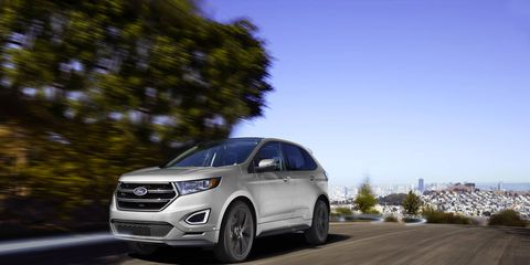 The Ford Edge Sport is loaded with more technology, higher levels of craftsmanship and greatly improved vehicle dynamics.