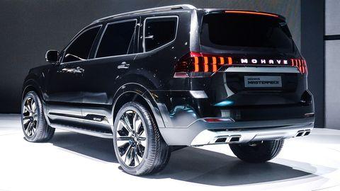 The Kia Masterpiece and Signature point to the company's future design.