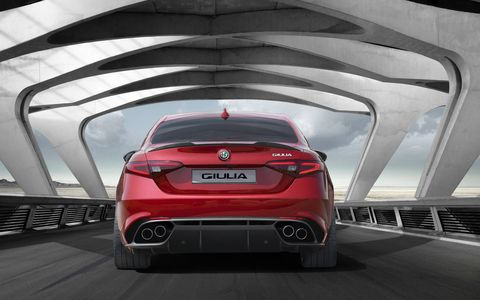 The 2017 Alfa Romeo Giulia US specifications are being released at the LA Auto Show
