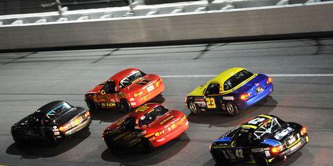The 2015 SCCA Runoffs were held at Daytona International Speedway in September.