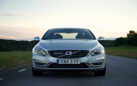 The 2018 Volvo S60 T5 has a 2.0-liter four making 240-hp and 258 lb-ft of torque.