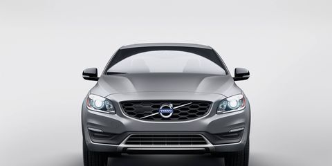 The Volvo S60 Cross Country is a luxury sedan will the strong design of the Cross Country wagons.