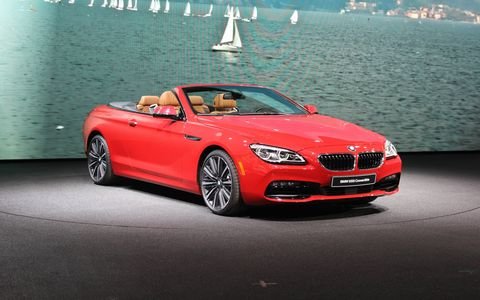 Images from the North American International Auto Show as captured by the staff of Autoweek.
