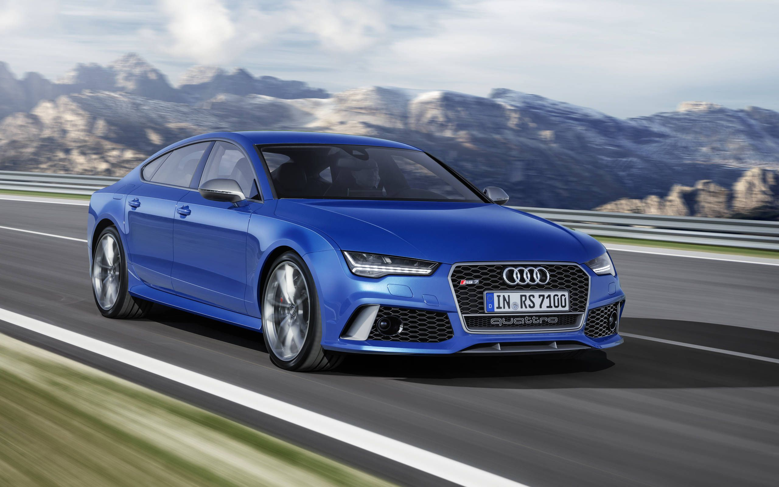 2017 Audi Rs7 Performance Quick Take Mat The Throttle And Hold On