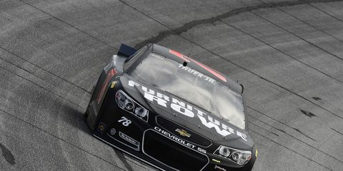 Martin Truex Jr. has started 2015 off right, with two top-10 finishes.