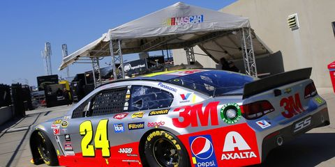 Atlanta Motor Speedway will always be a special racetrack for NASCAR's Jeff Gordon.