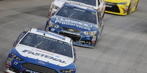 Ricky Stenhouse Jr. is one of several drivers who needs to find some success in the NASCAR Sprint Cup Series as the season winds down.