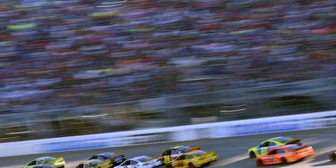 Check out the schedule for NASCAR's Chase.