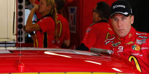 Jamie McMurray says consistency is the best way to navigate the Chase field.