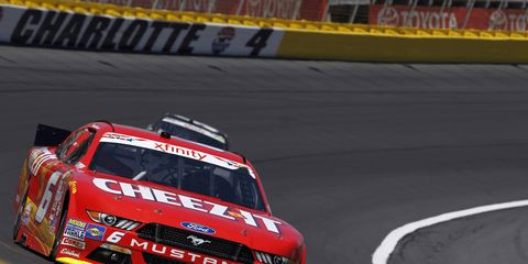 Darrell Wallace Jr. is hoping for a top-four finish this weekend in Dover.