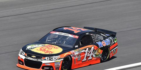 Tony Stewart has just one top-10 finish this season, and hasn't won a race since 2013.