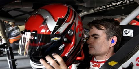 Jeff Gordon could really use a win at Charlotte on Saturday.