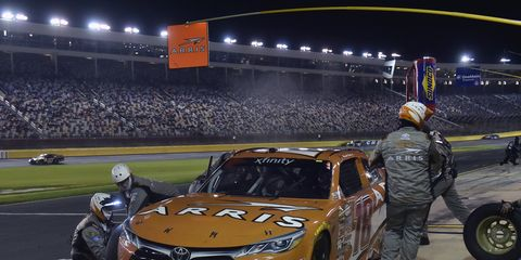 Daniel Suarez has had a good first season in the NASCAR Xfinity Series, and looks ready to win his first race.