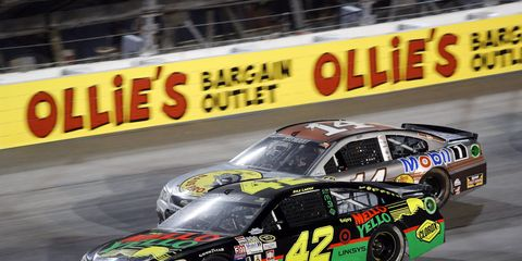 Kerry Tharp will take over as president of Darlington Raceway. The track received renewed interest last season after implementing the NASCAR Throwback initiative.
