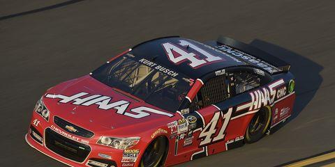 Kurt Busch's ex-girlfriend, Patricia Driscoll, responds to NASCAR's decision to reinstate the beleaguered driver.