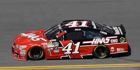 Stewart-Haas Racing driver Kurt Busch was suspended by both NASCAR and his car manufacturer Chevrolet on Friday.