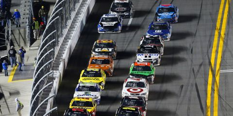Check out the full TV schedule of NASCAR related events leading up to the Daytona 500.