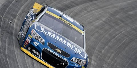 Jimmie Johnson will have to wait until 2016 for another shot at a seventh NASCAR Sprint Cup Series championship.