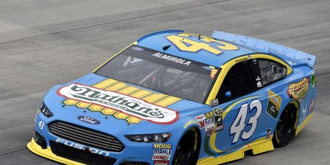 Richard Petty Motorsports announced Tuesday that the team is staying with Ford Performance.