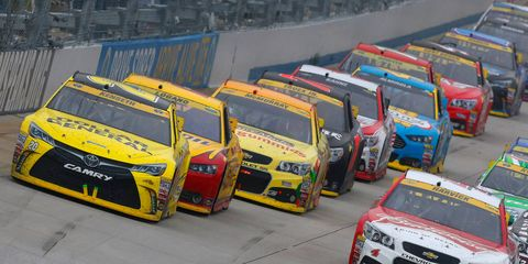 The NASCAR Sprint Cup Series enters the second round of its playoffs this weekend at Charlotte Motor Speedway.