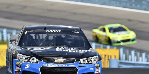 It is looking more and more like Kasey Kahne will need a win to get into the NASCAR Sprint Cup Chase after back-to-back bad weeks.