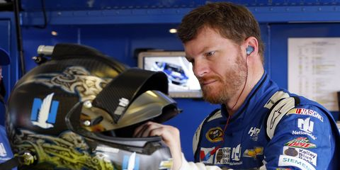 With new sponsorship from Axalta Racing, Dale Earnhardt Jr. will wear some different colors in 2016.