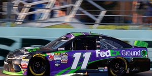 Denny Hamlin will have a new crew chief -- Mike Wheeler -- in 2016 as part of Joe Gibbs Racing's restructuring in hopes repeating its championship season in the NASCAR Sprint Cup Series.