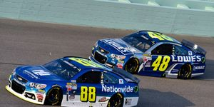 Hendrick Motorsports has four of the 36 franchises awarded Tuesday by NASCAR for the Sprint Cup Series.