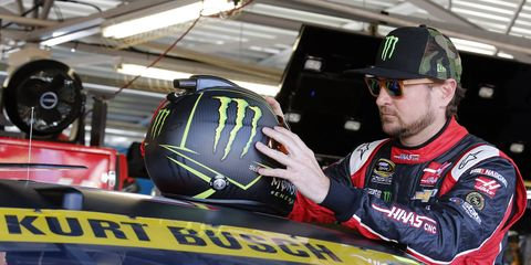 Monster Energy has agreed to act as  a sponsor for NASCAR Sprint Cup driver Kurt Busch.
