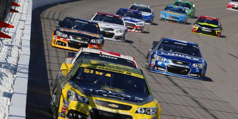 """Dale Earnhardt Jr. is in a """"must-win"""" situation at Talladega this weekend."""